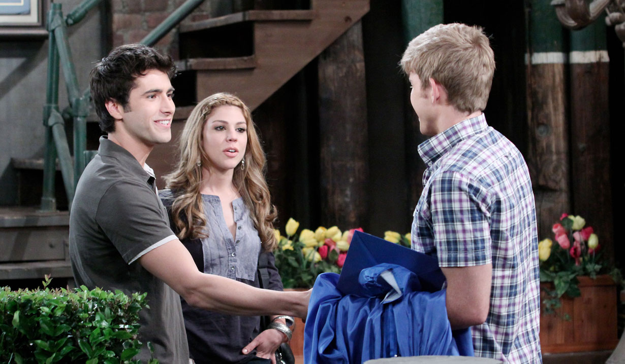 will meets sonny on days of our lives
