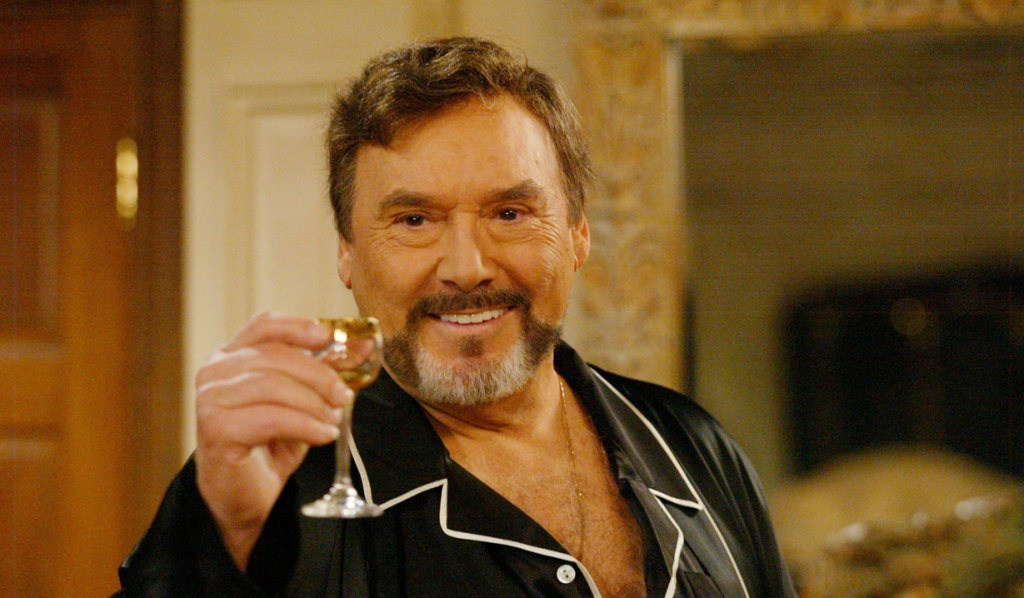stefano dimera toasts days of our lives