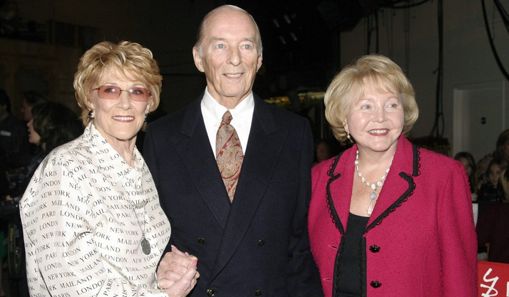 Jeanne Cooper, Bill Bell, Lee Bell young and restless