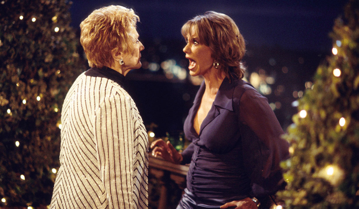 Jeanne Cooper and Jess Walton Young and Restless