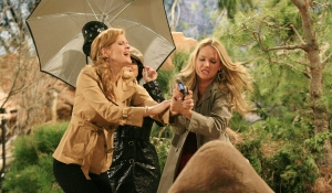 dru sharon phyllis fight young and restless