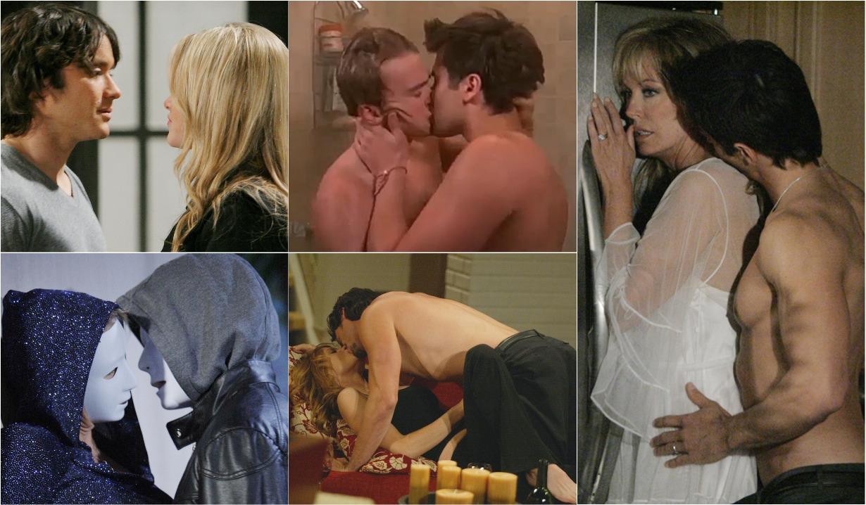 Dante, Lulu, Will, Sonny, Jackie, Owen, Phyllis, Nick, Brooke, Oliver, B&B, Days, GH, Y&R