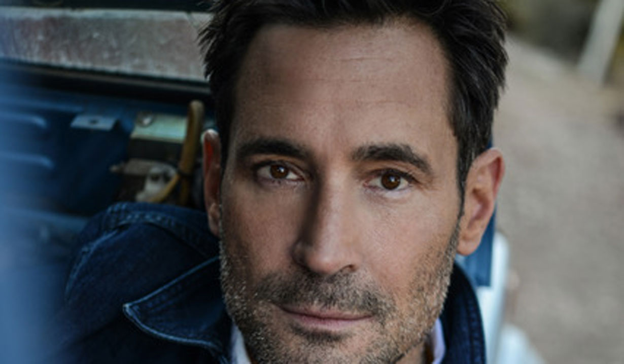 gregory zarian days of our lives