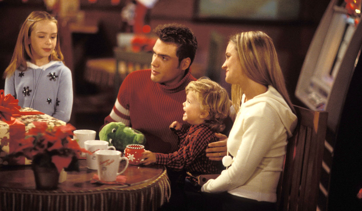 nick, sharon, cassie, noah young and restless