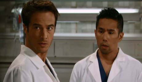 brad and lucas at gh