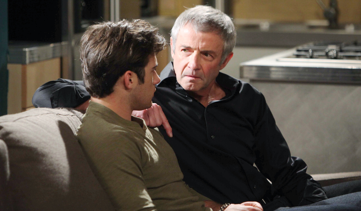 Clyde threatens JJ on Days of our Lives
