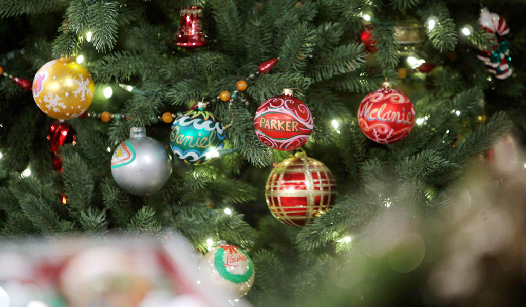 days ornaments