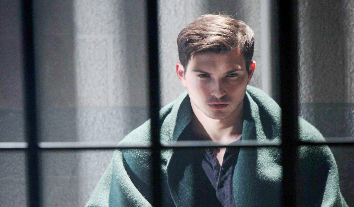 Ben in jail