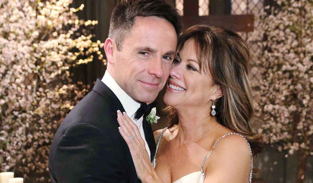 Julian and Alexis on General Hospital