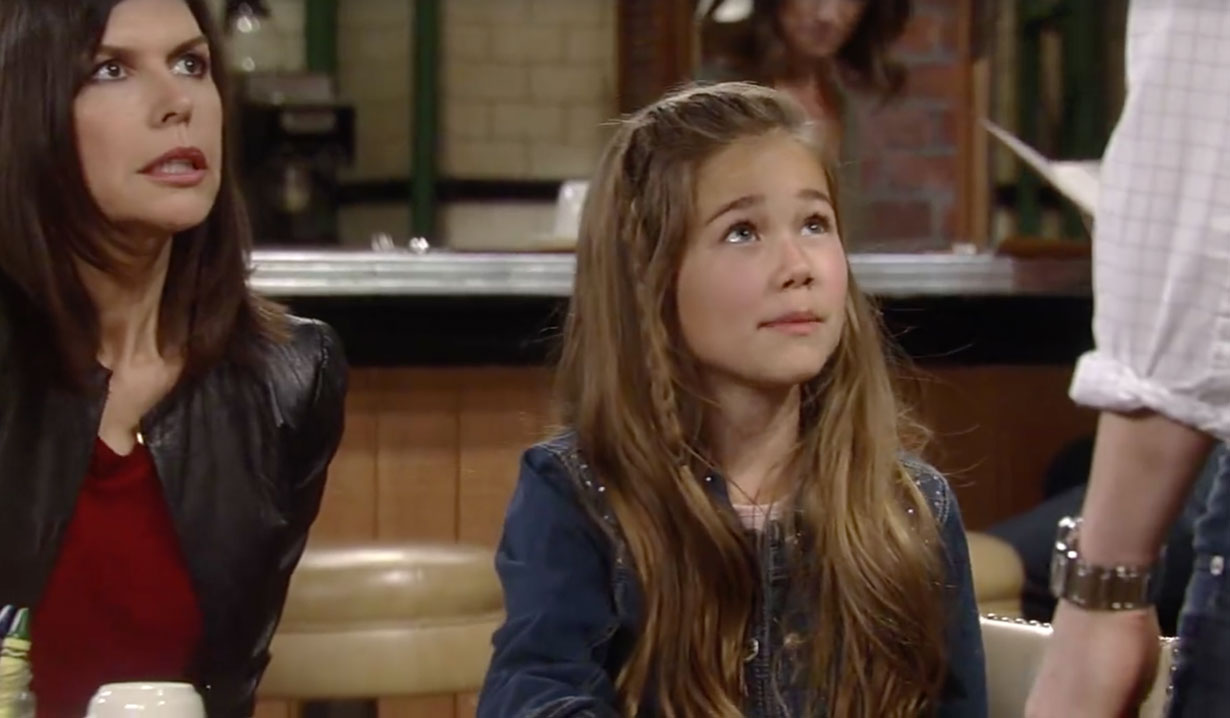 Emma and Griffin on GH