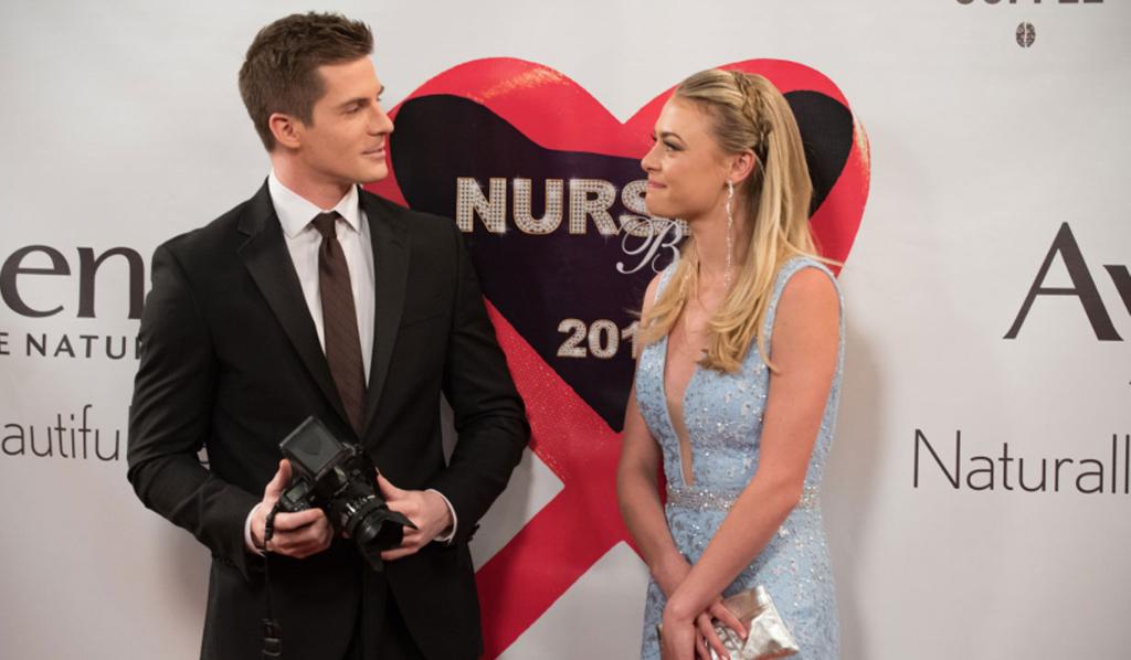 Dillon and Kiki at the ball in 2016