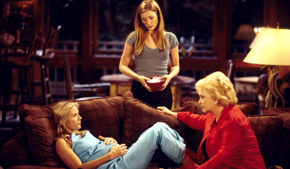 Bridget was played by Jennifer Finnigan