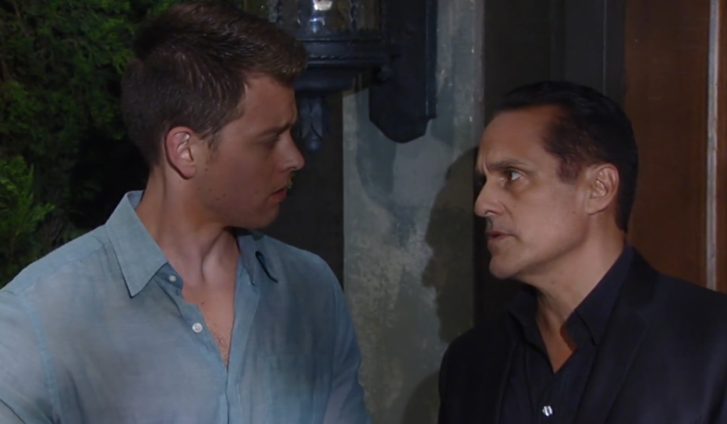 michael and sonny talk business gh