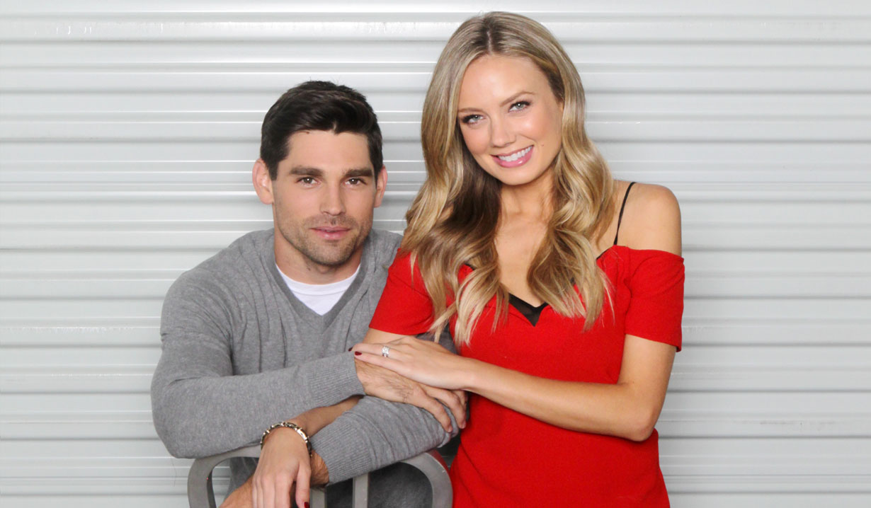 melissa ordway and justin gaston wedding anniversary