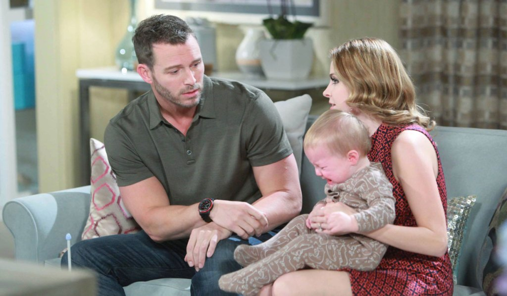 theresa tells brady fell asleep with tate days of our lives