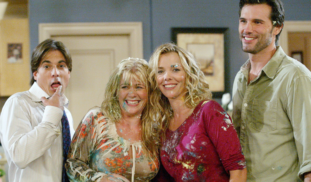 sami, carrie, lucas and austin cake fight days