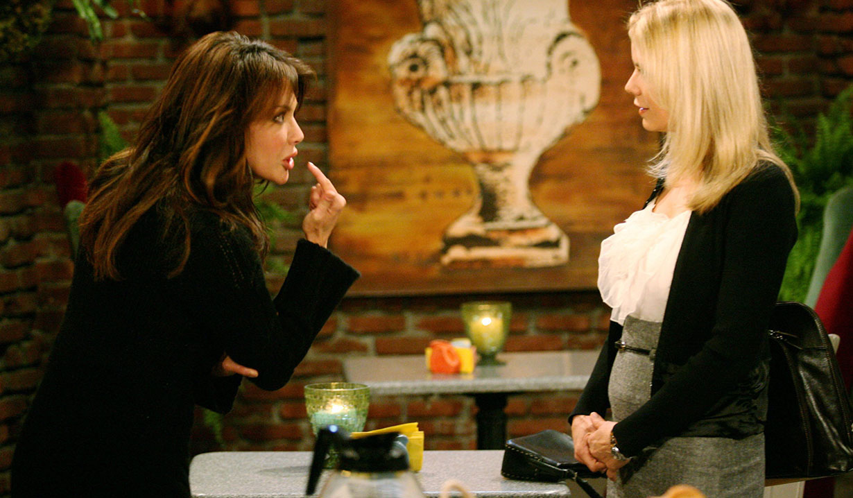 bold and beautiful days of our lives general hospital young and restless feuds