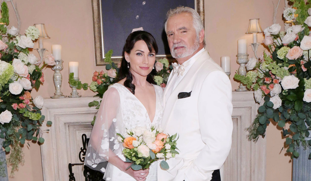 Eric and Quinn on Bold and Beautiful