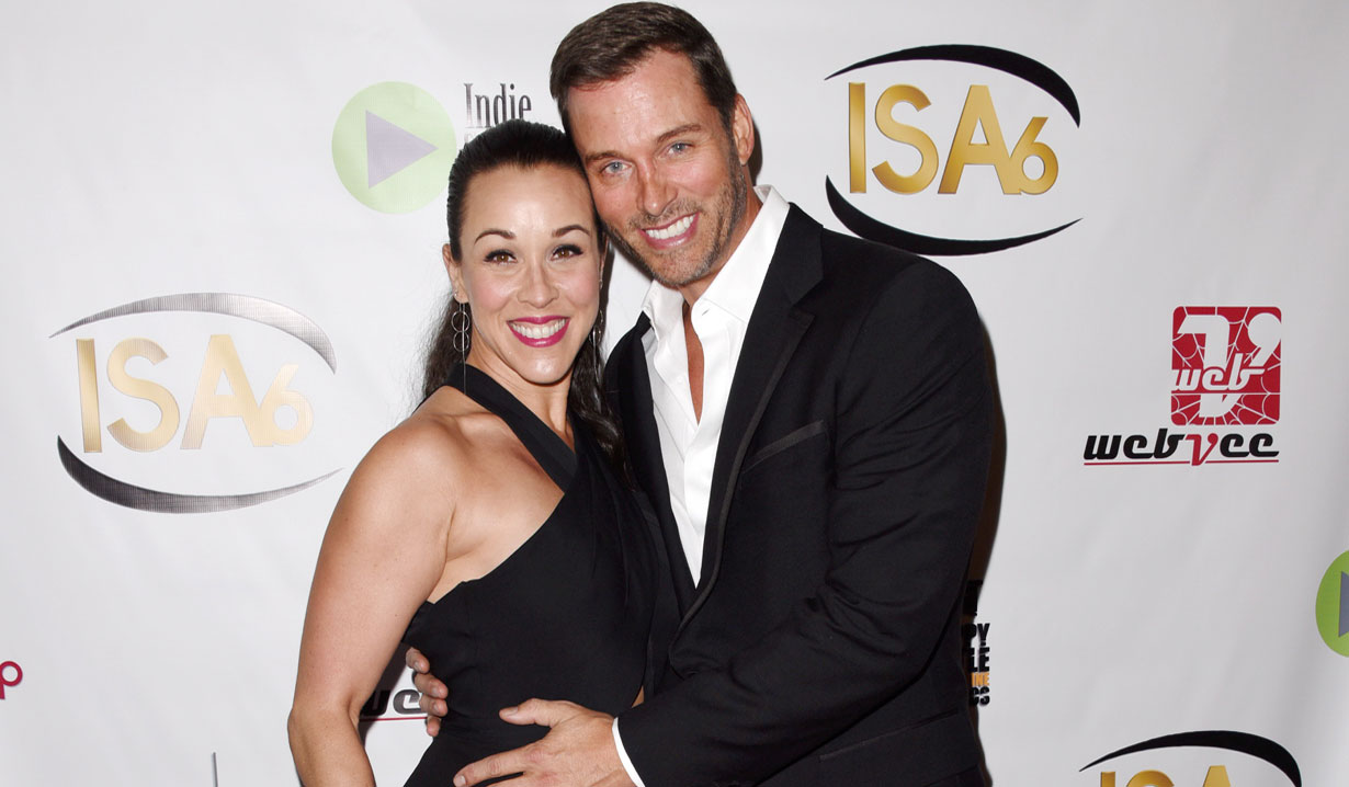 Eric Martsolf and Lisa Kouchak of Days