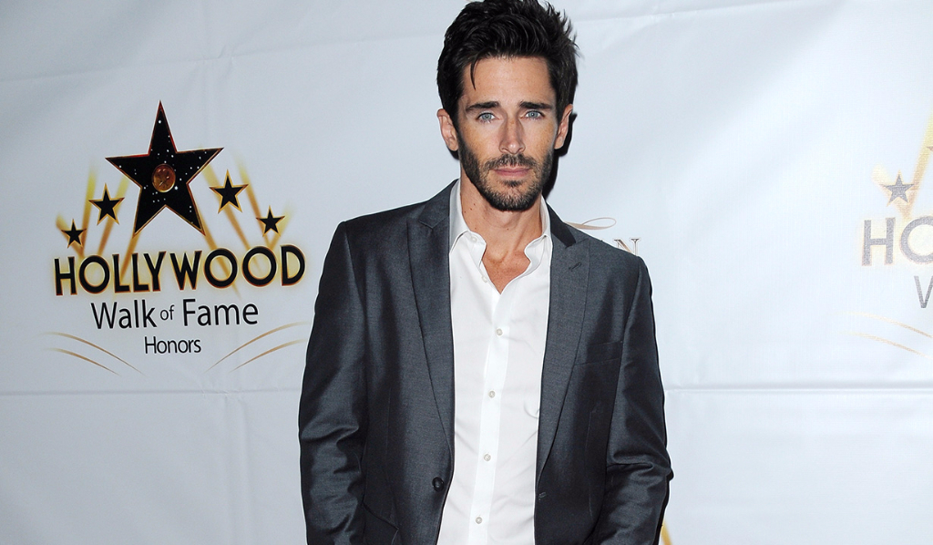 Brandon Beemer at Walk of Fame Honors event