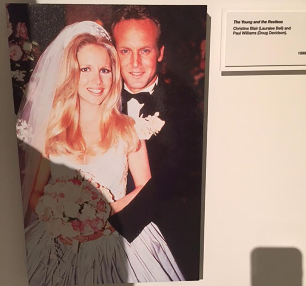Cricket and Paul's wedding Y&R
