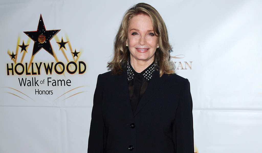 Deidre Hall at Hollywood Walk of Fame Honors event