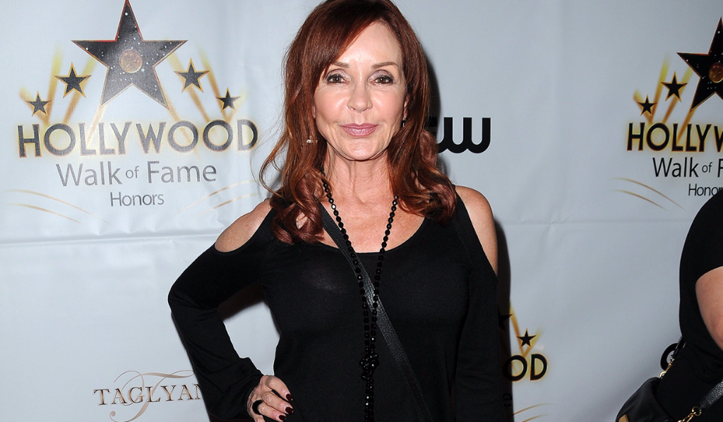 Jacklyn Zeman at Hollywood Walk of Fame Honors event