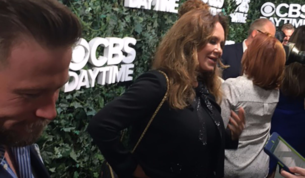 Jacob Young and Catherine Bach