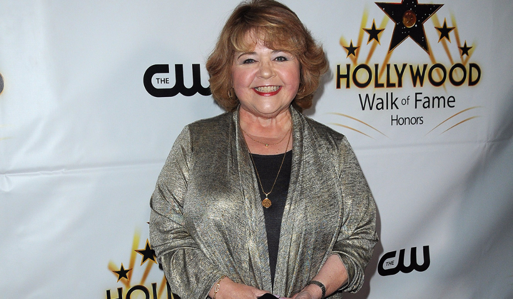 Patrika Darbo at Hollywood Walk of Fame Honors event