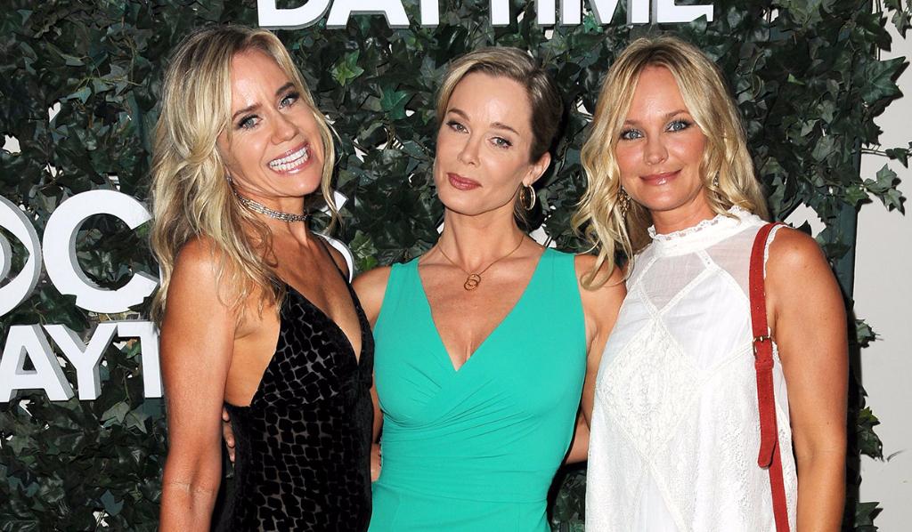 Tamara, Jennifer, Sharon