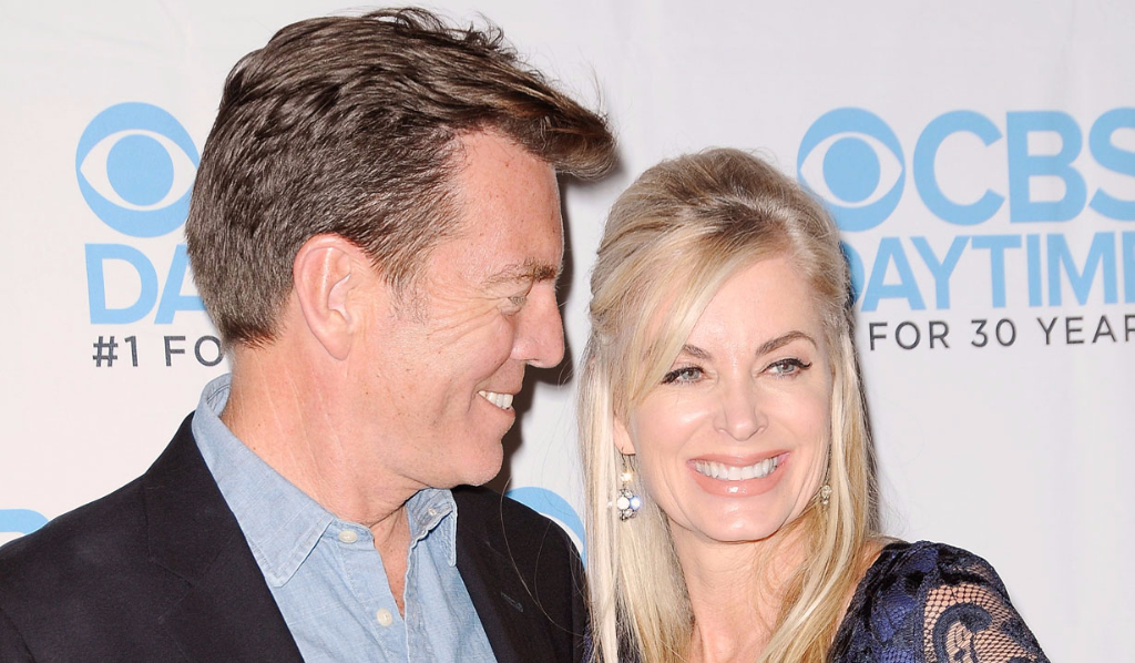 Peter Bergman and Eileen Davidson
