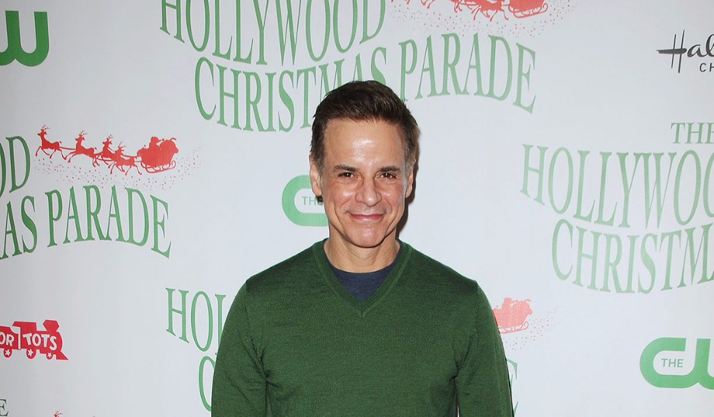 Y&R's Christian LeBlanc at the 85th Hollywood Christmas Parade