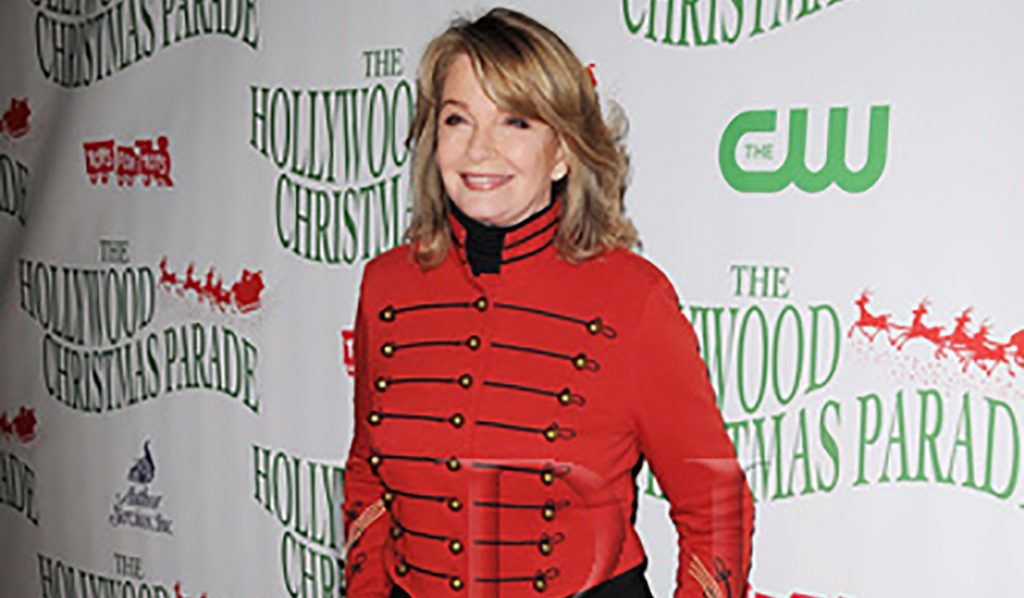 Deidre Hall at the 85th Hollywood Christmas Parade