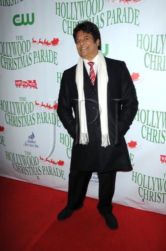 Erik Estrada at the 85th Hollywood Christmas Parade