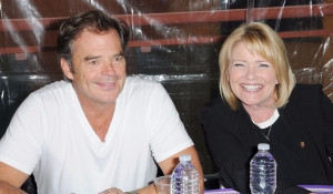 Judi Evans, Wally Kurth 2016 DAY OF DAYS Event with the Cast of DAYS OF OUR LIVES Universal City Walk Universal City, CA 11/12/16  © Jill Johnson/jpistudios.com 310-657-9661