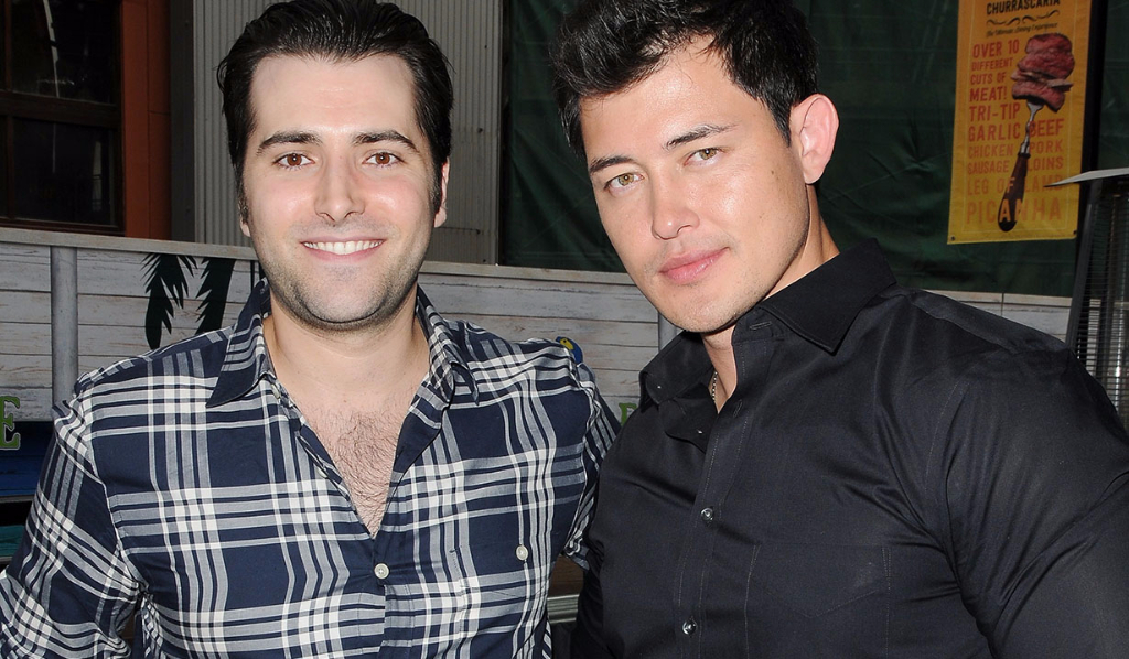 Freddie Smith and Christopher Sean