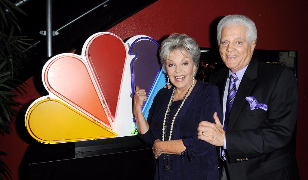 Bill and Susan Hayes
