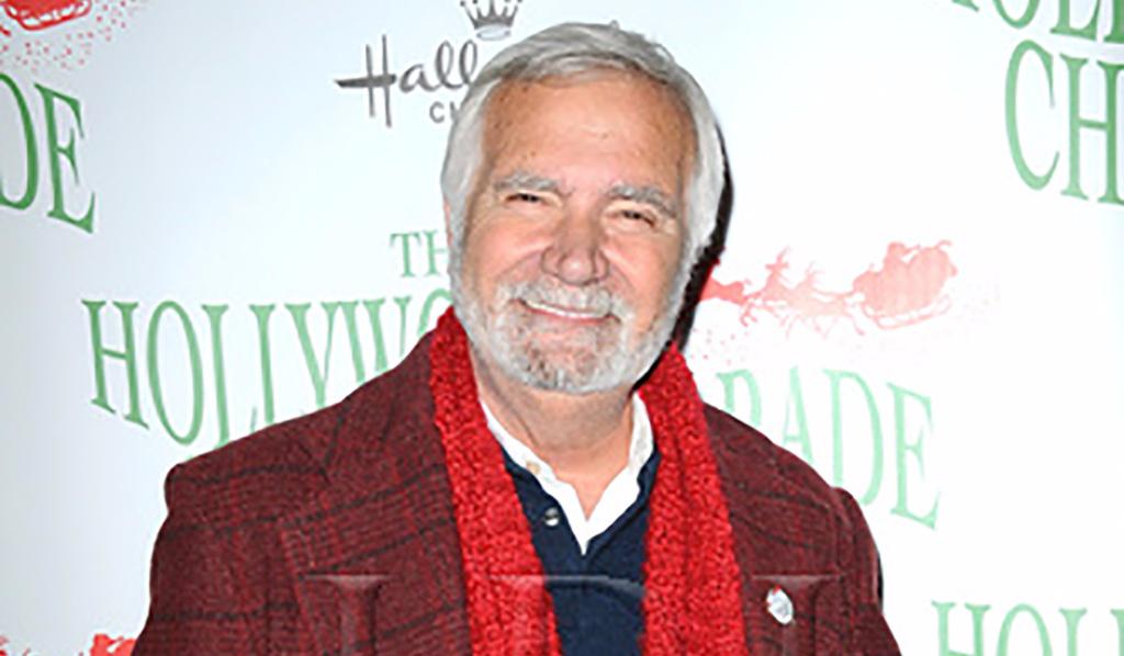 John McCook at the 85th Hollywood Christmas Parade