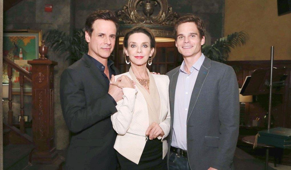 Michael, Gloria, Kevin Y&R