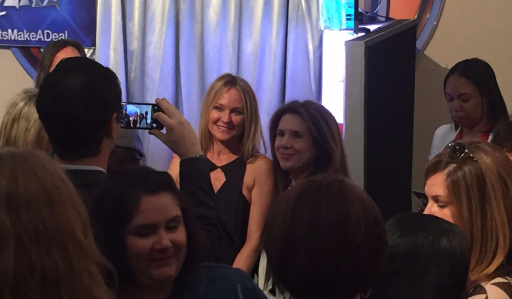 Sharon Case at Paley Center