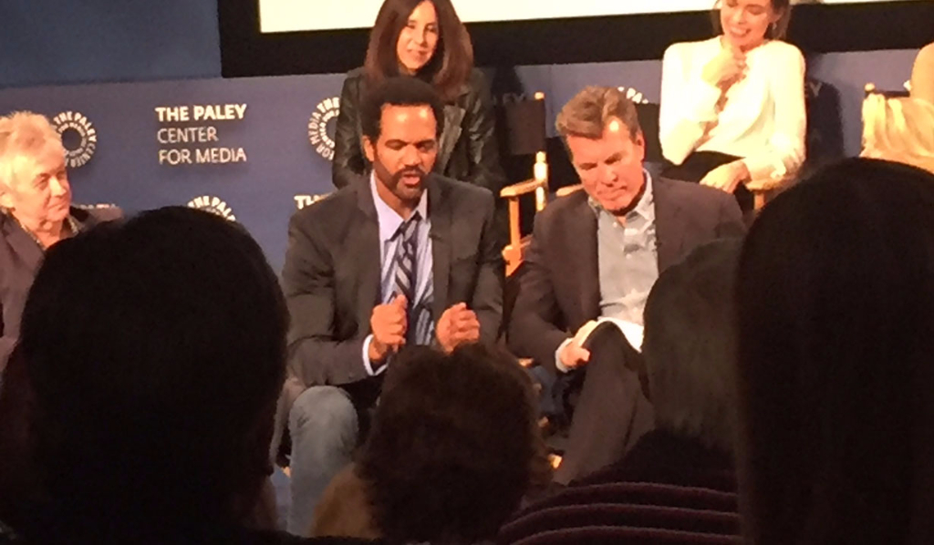 Y&R stars at Paley Center