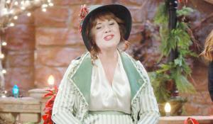 Aileen-Quinn-caroling-YR-HW