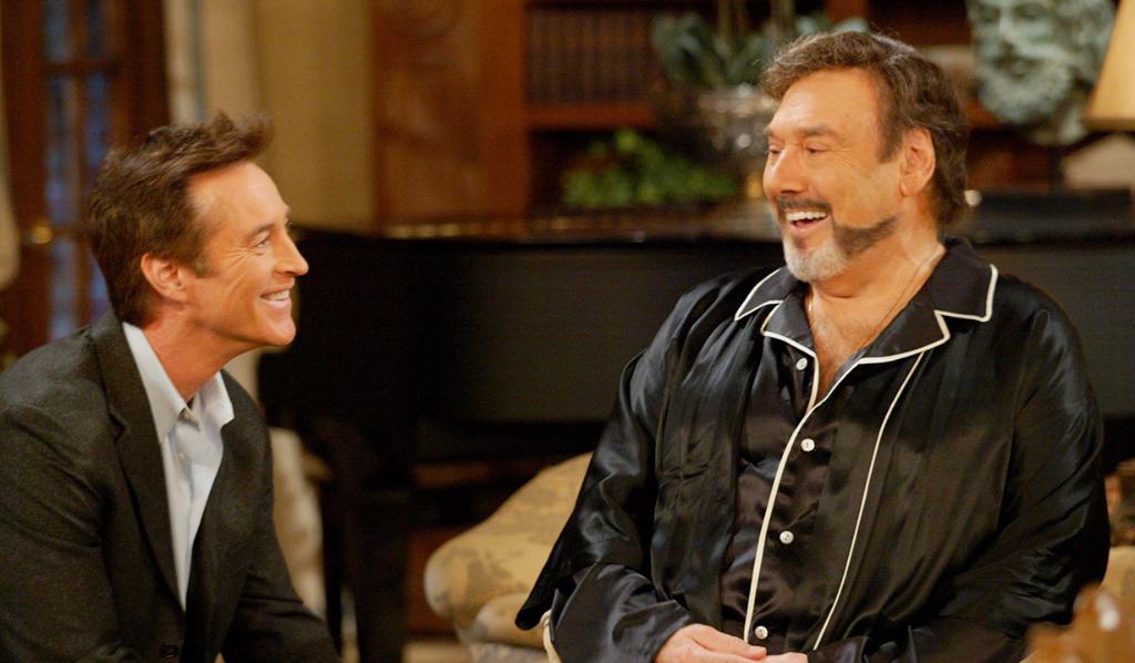 John and Stefano