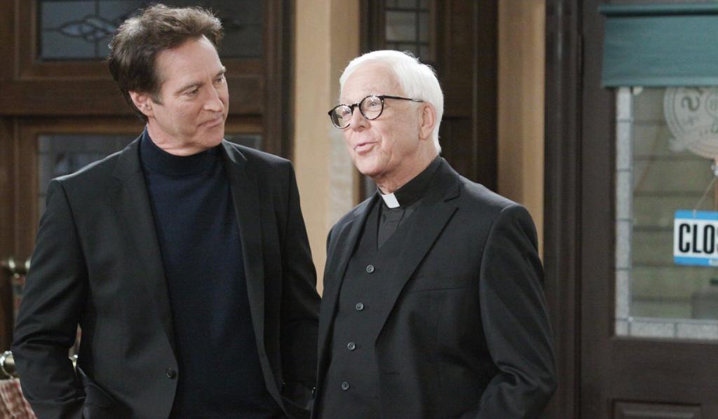 John and Father Tobias