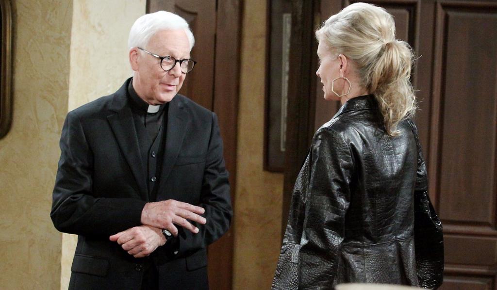 Father Tobias and Kristen