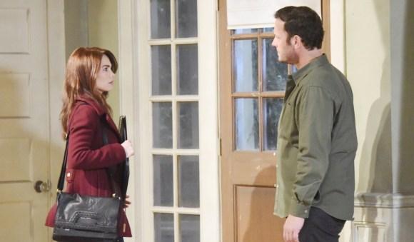Liz confronts Seth-XJ.