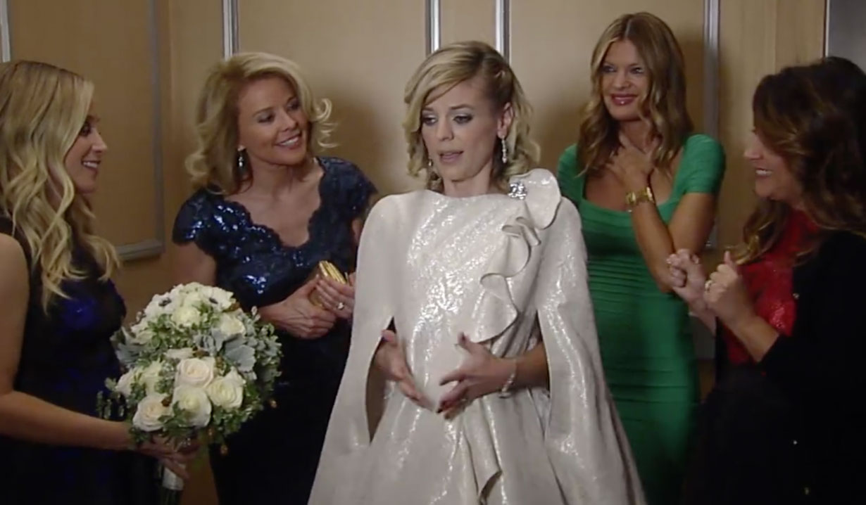 GH Recap: Maxie and Nathan say I do, and Rudge's boss is revealed