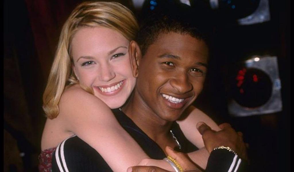 Amber and Raymond Usher