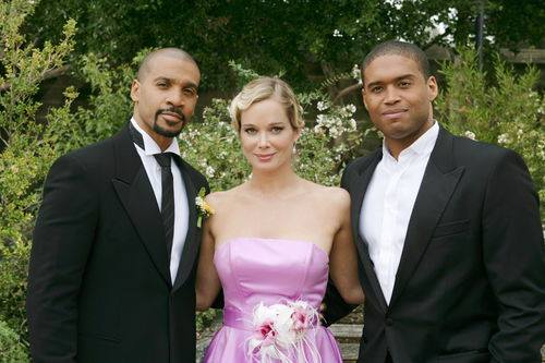 Justin, Donna and Marcus