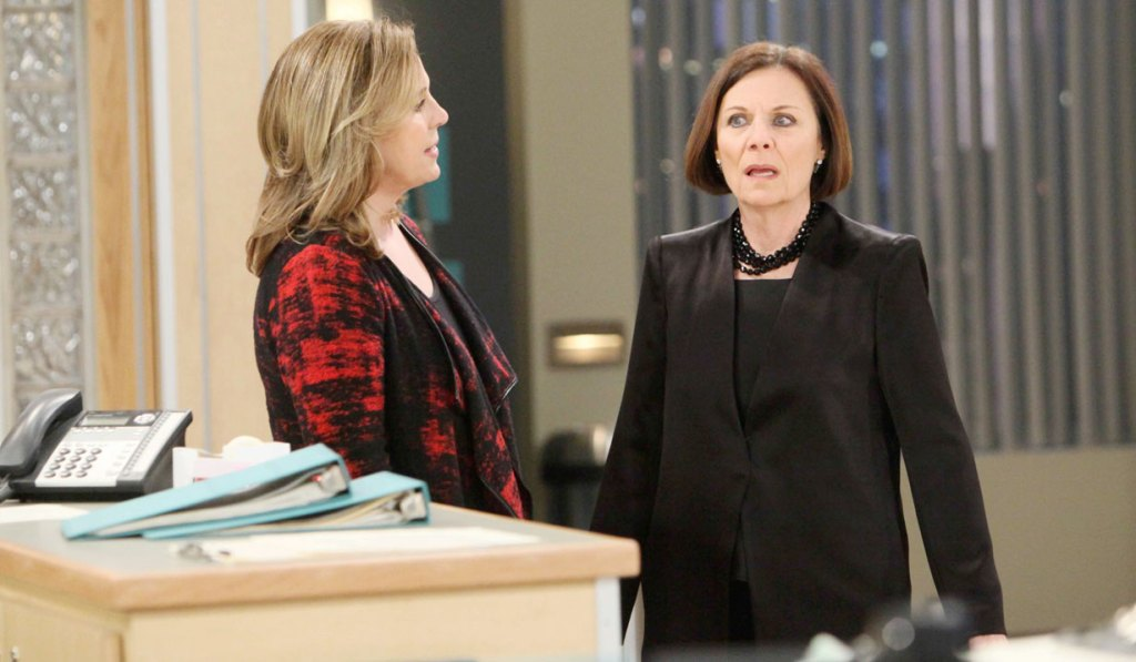Deconstructing GH: Unexpected twist and excitement
